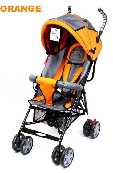 2 Farben GRATIS BabyStar Kinderwagen Buggy Kindersportwagen Babywagen Jogger
